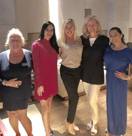 Luxury Chamber of Commerce Naples Chapter / SW FL Chapter at Riz Carlton Naples - Elissa Wallace